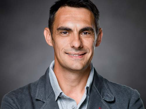 L'intervernant Matthias Mégret